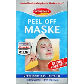 Masca faciala PEEL-OFF