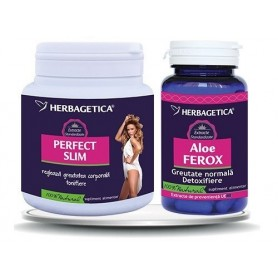 PERFECT SLIM KIT 210G + ALOE FEROX HERBAGETICA