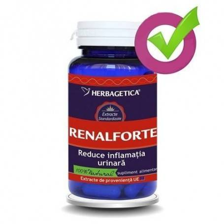 RENAL FORTE 30CPS - stoc indisponibil momentan