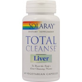 Total Cleanse Liver, 60cps Secom