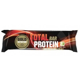 Gold Nutrition total protein bar iaurt/mere 46 g baton