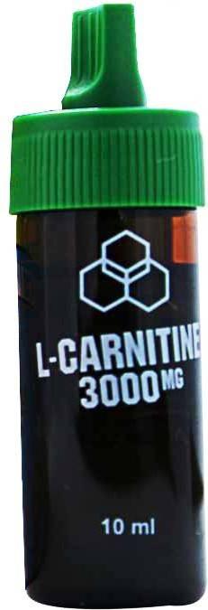 L-Carnitine fiola 3000 mg - 1 Doza 10ml - Gold Nutrition