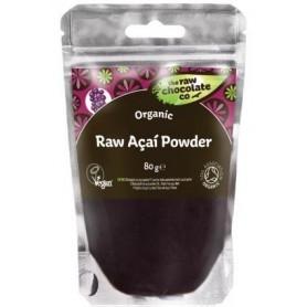 Pudra de Acai RAW Organica  80g