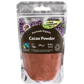 Pudra de Cacao RAW Organica180g