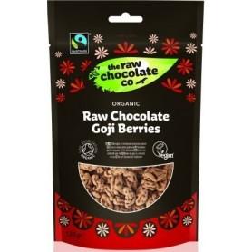 Fructe de Goji  Invelite in Ciocolata RAW Organice 125 G