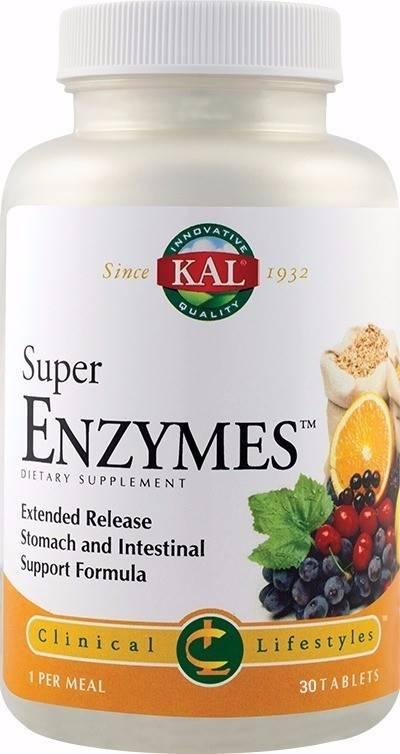 SUPER ENZYMES 30 TB
