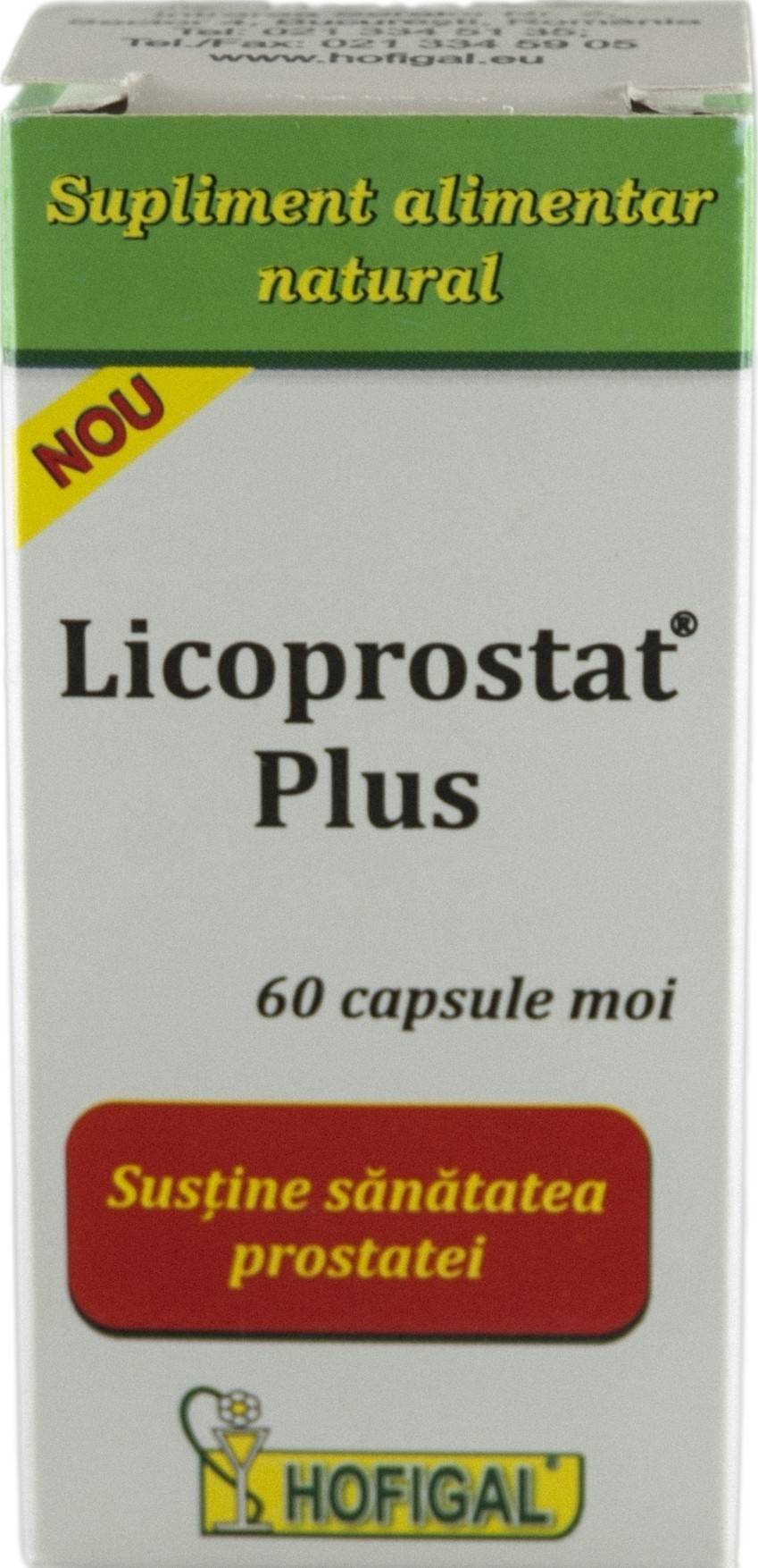 licoprostat plus 60 cps hofigal
