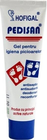 Pedisal-Gel Pentru Igiena Picioarelor