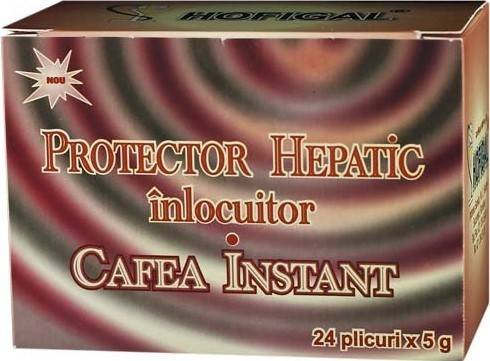 Protector Hepatic Forte-Cafea Instant