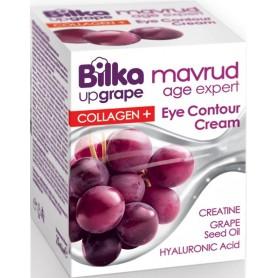 Crema Organica cu Colagen pentru Contur Ochi Mavrud Age Expert 25 ML Bilka
