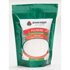 GREEN SUGAR PULBERE 1kg - INDULCITOR NATURAL