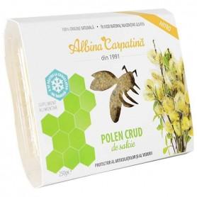 Polen Crud Salcie 250g Albina Carpatina
