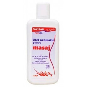 ULEI AROMATIC PT MASAJ 125ML