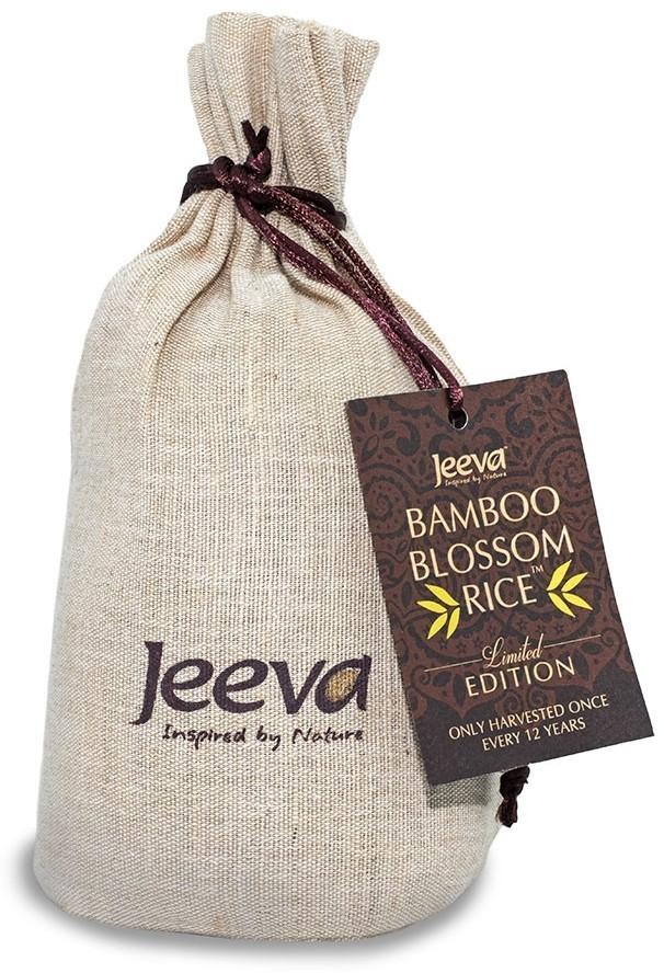 Orez din flori de bambus Editie Limitata 1kg Jeeva