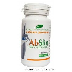 A.B. Slim - Capsula de Slabit! 60 Capsule Vegetale