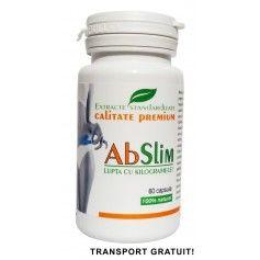A.B. Slim - Capsula de Slabit! 60 cps