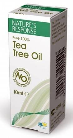 ulei de tea tree 10ml 100% pur