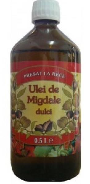 ULEI MIGDALE PRESAT LA RECE 500 Ml