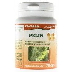 Pelin, 70 capsule, Favisan