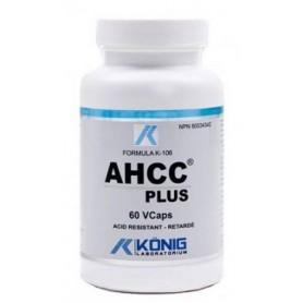 AHCC Plus 60 cps Konig Provita