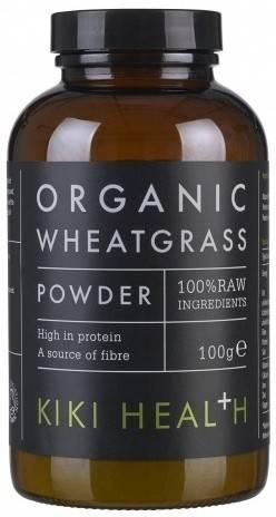 Pudra De Iarba De Grau Organica 100g