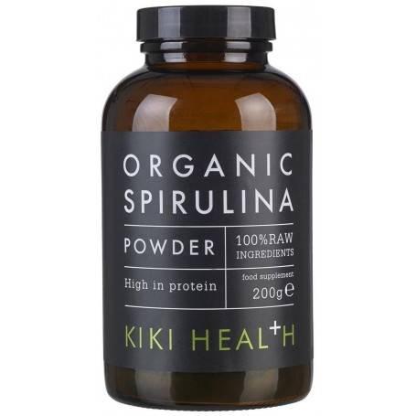 Pudra de Spirulina Organica 200g