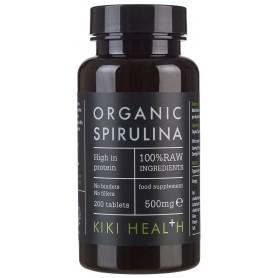 Spirulina Organica 200 tablete - Kiki Health