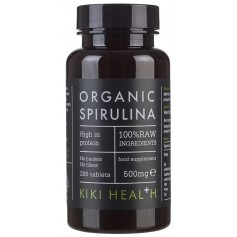 Spirulina Organica 200 tablete