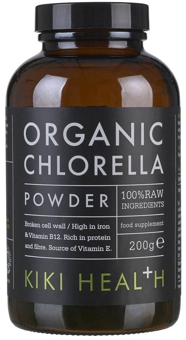 pudra de chlorella organica 200g