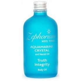 Ulei de Corp Aquamarin Crystal cu Ulei de Neroli