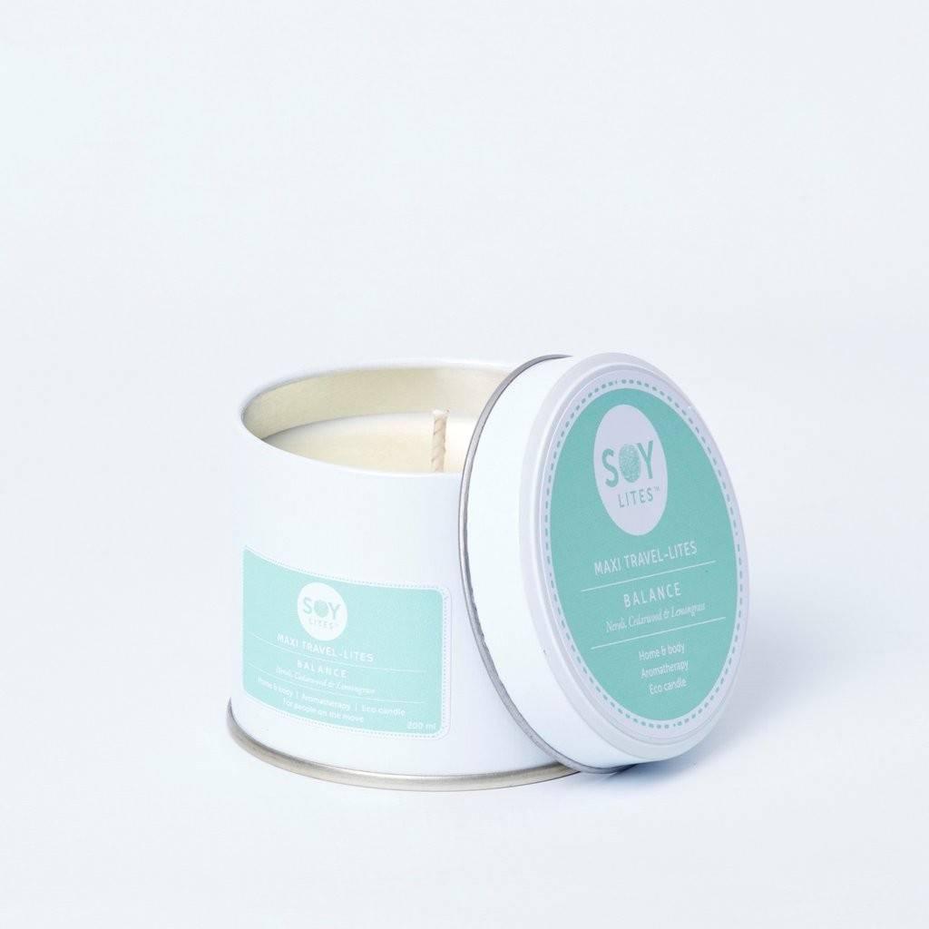 Lumanare Parfumata Crema cu Neroli - Balance 200ml/225g