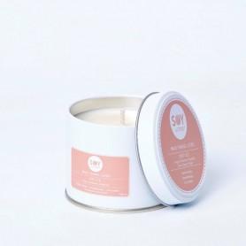 Lumanare Crema cu Ginger - Entice 200ml/225g