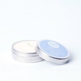 Lumanare Crema cu Lemn de Santal - Tranquility 55Ml/74Gr