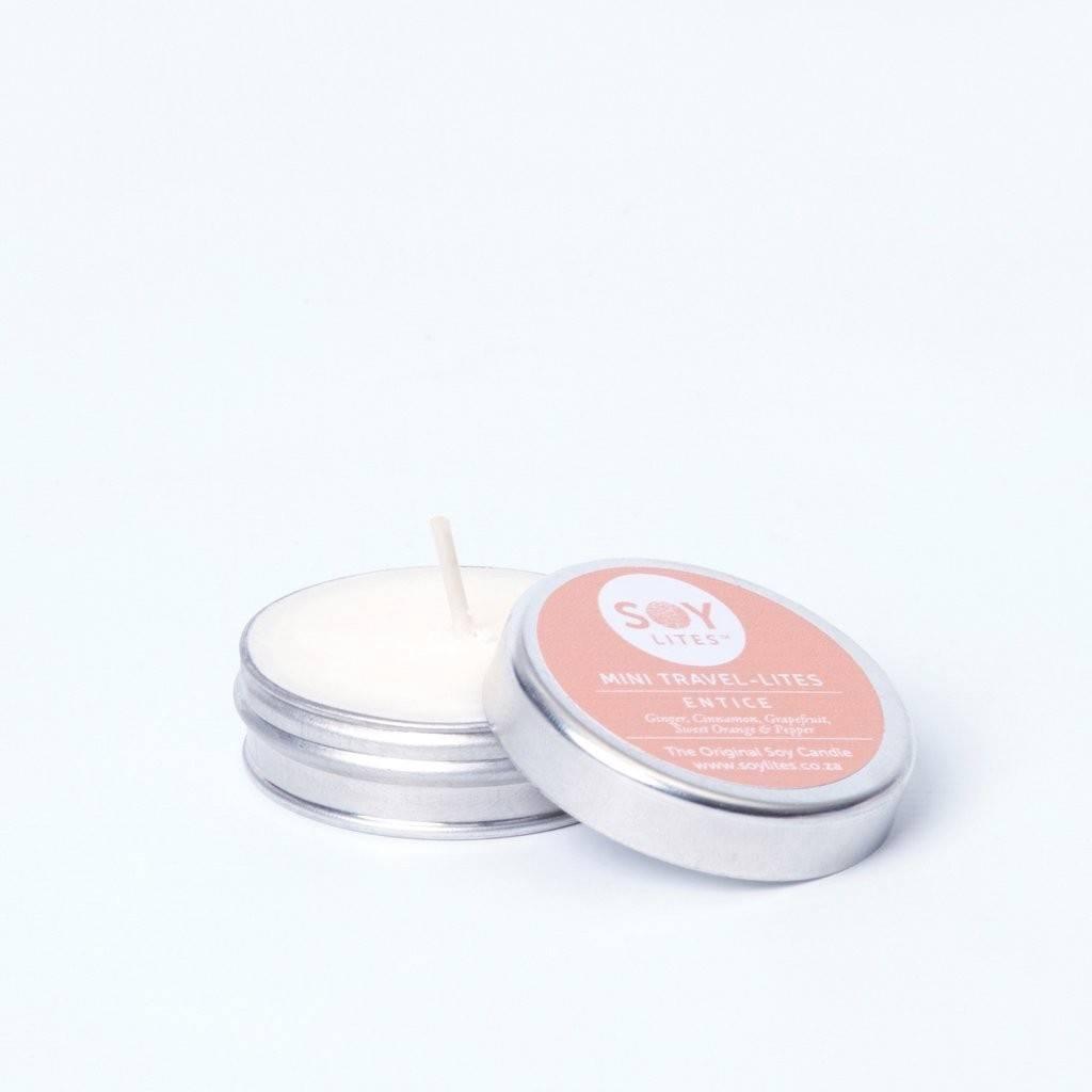 lumanare crema cu scortisoara - entice 15ml