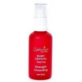 Spray Ruby Crystal cu Ulei de Ylang Ylang