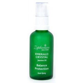 Spray Emerald Crystal cu Ulei de Iasomie