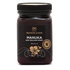 Miere de Manuka 600+MGO (16+) 500gr Watson & Son