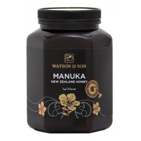 Miere de Manuka 600+MGO (16+) 1 kg Watson & Son