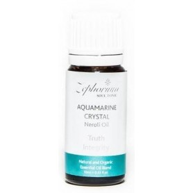 Ulei Esential Organic Aquamarin Crystal cu Ulei de Neroli