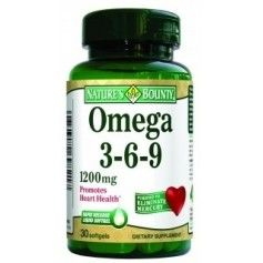 Omega 3 6 9 1200mg 30cps