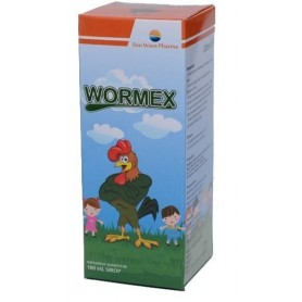 WORMEX SIROP 100ML