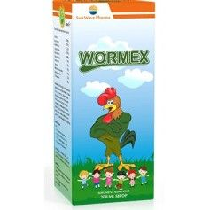 WORMEX SIROP 200ML