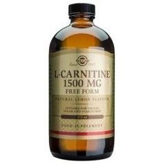 L-CARNITINE 1500mg liquid 473ml SOLGAR