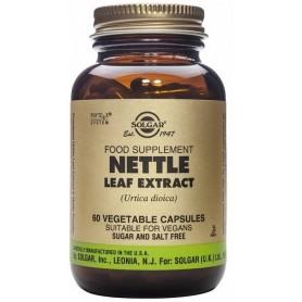 NETTLE LEAF EXTRACT veg.caps 60cps SOLGAR