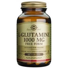 L-GLUTAMINE 1000mg 60tb SOLGAR