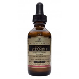 VITAMIN E LIQUID 20000 IU 59.2ml SOLGAR