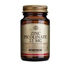 ZINC PICOLINATE 22mg 100tb SOLGAR