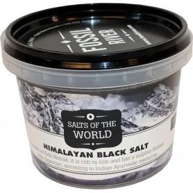 Sare de Himalaya Neagra, Gourmet, 120 g, Fossil River
