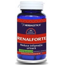 RENAL FORTE 60CPS HERBAGETICA