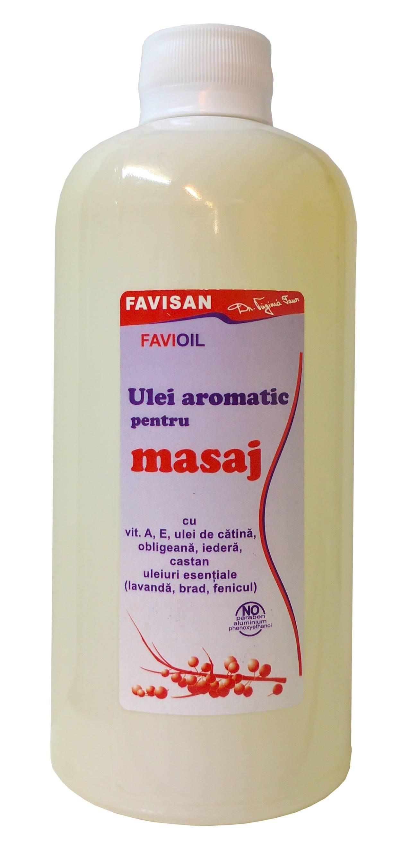 Ulei de Masaj Relaxant - 500 ML